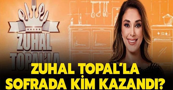 15 Mayıs Zuhal Topal'la Sofrada Final Günü